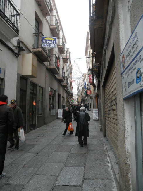caceres pintores