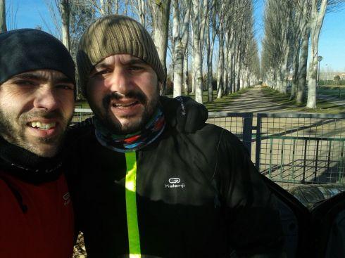 camino maraton sevilla